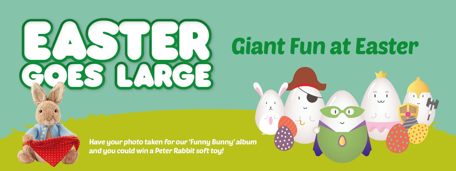 Big Fun at Easter
