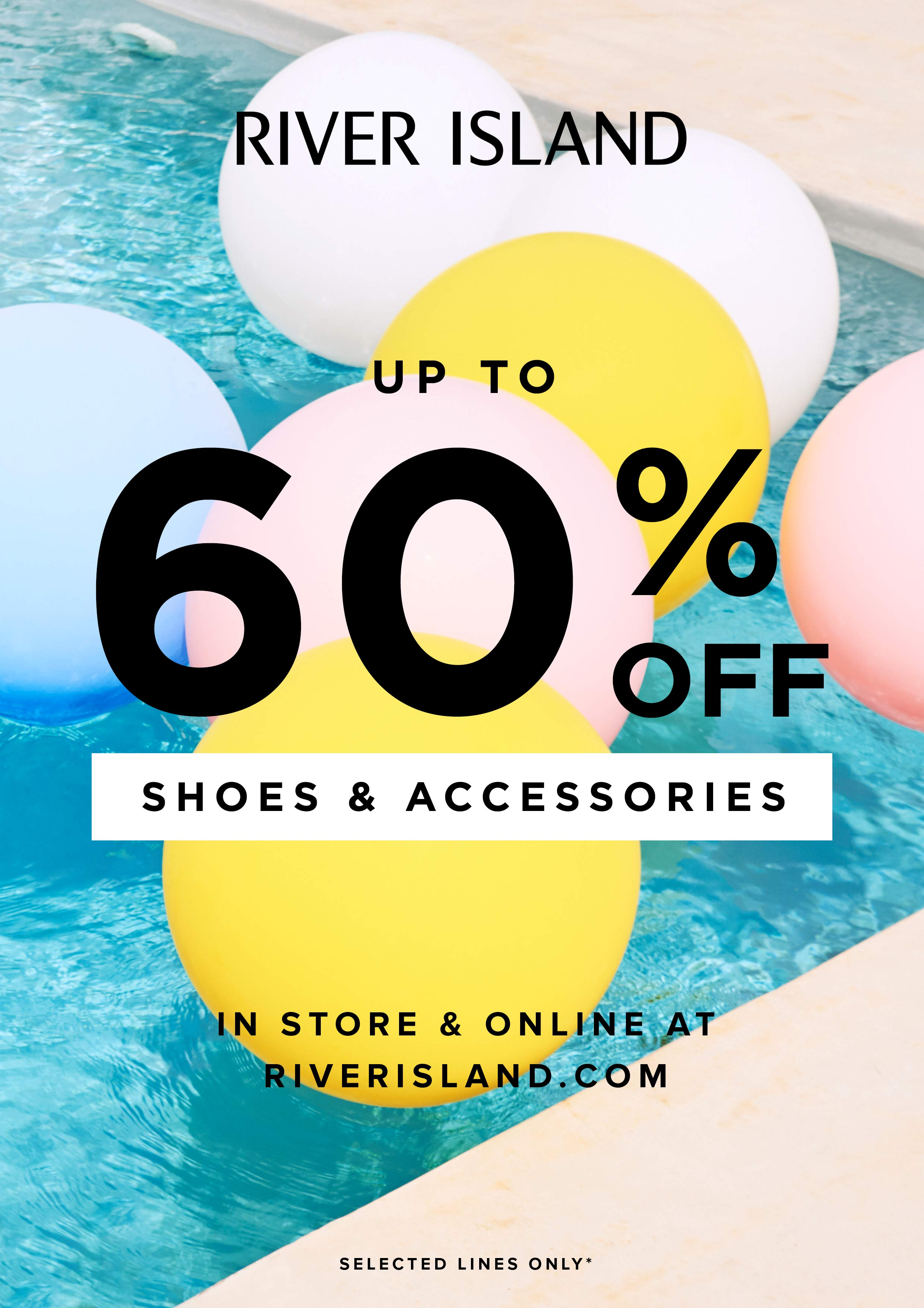Up To 60% OFF Shoes & Accessories