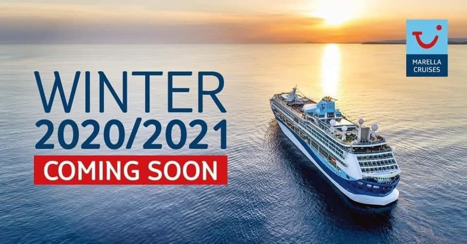 Marella cruise programme for Winter 2020 - 2021