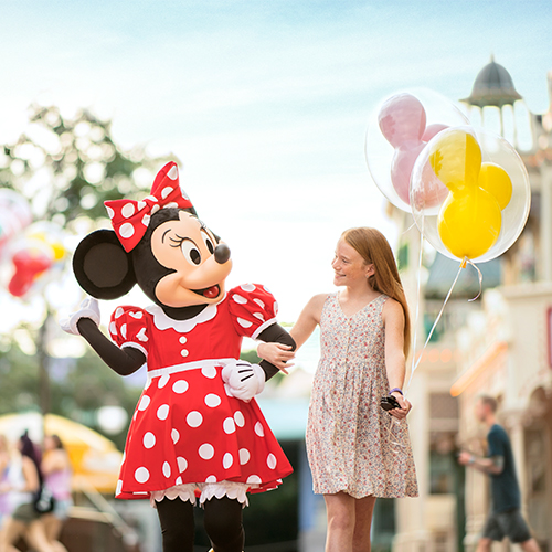 DISCOVER WALT DISNEY WORLD RESORT FLORIDA WITH TUI